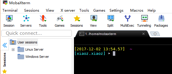 Windows终端神器MobaXterm & 常用设置 - 第1张    爱好网