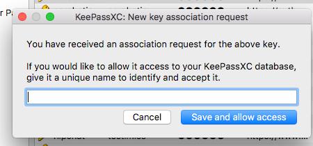 Chrome浏览器设置KeePassXC自动填充密码 - 第4张    爱好网