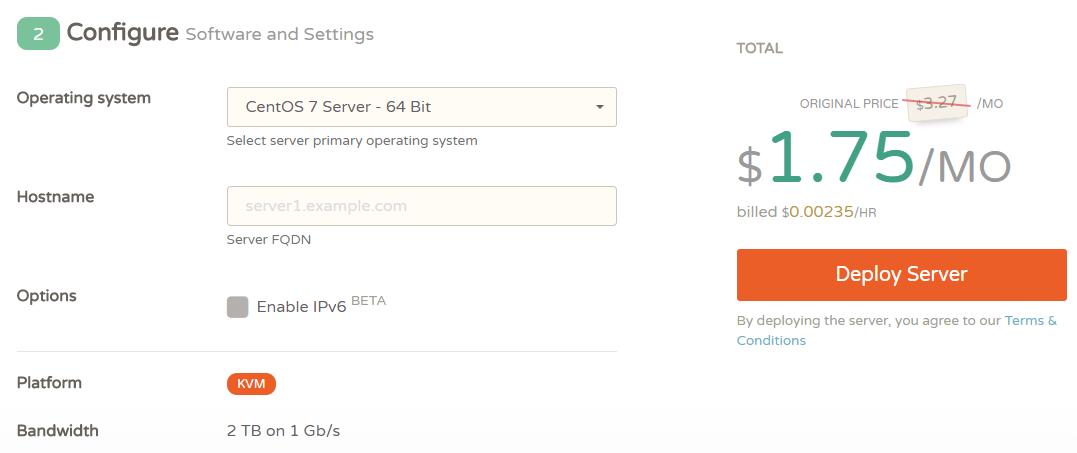 CloudCone VPS促销,最低.75/月,附评测 - 第2张  | 爱好网
